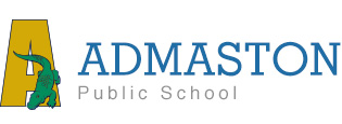 Admaston Public School logo