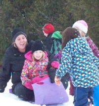 2014-15 Snow Play Day